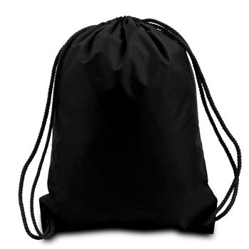 Oem Odm Black Small Nylon Mesh Drawstring Bag Yt Db0203