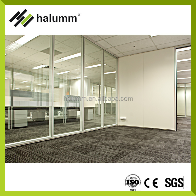 good quality cheap office partition aluminum partition wall frameless used office wall partitions cheap office partition
