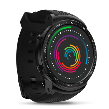 Smart watch Zeblaze THOR PRO WristWatch Digital Sport Player Watch for IOS Android phone Wearable Electronic Device