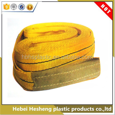 Professional UV Heavy duty with safty factor 5:1 6:1 7:1 8:1 webbing sling