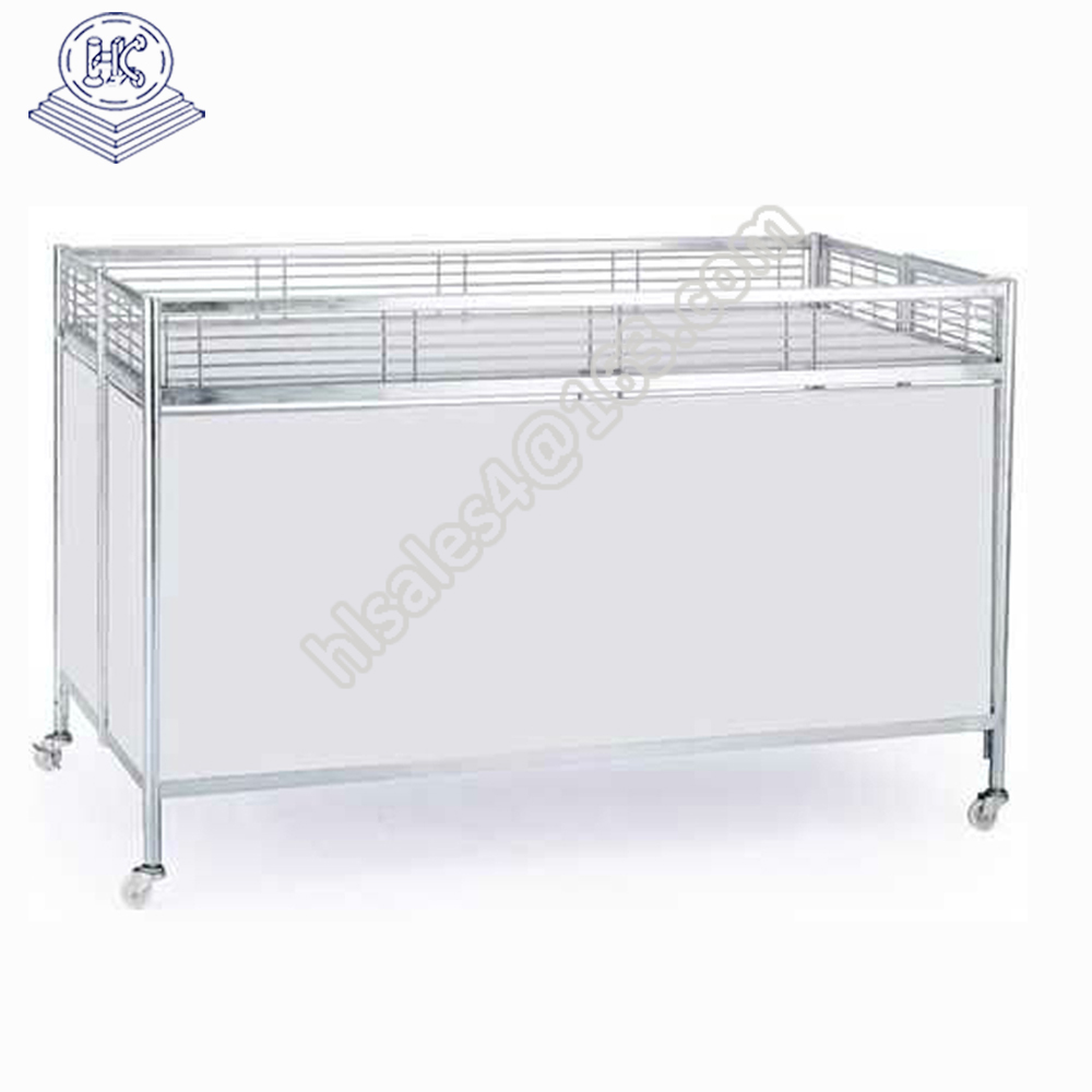 hot selling and practical promotion trolley