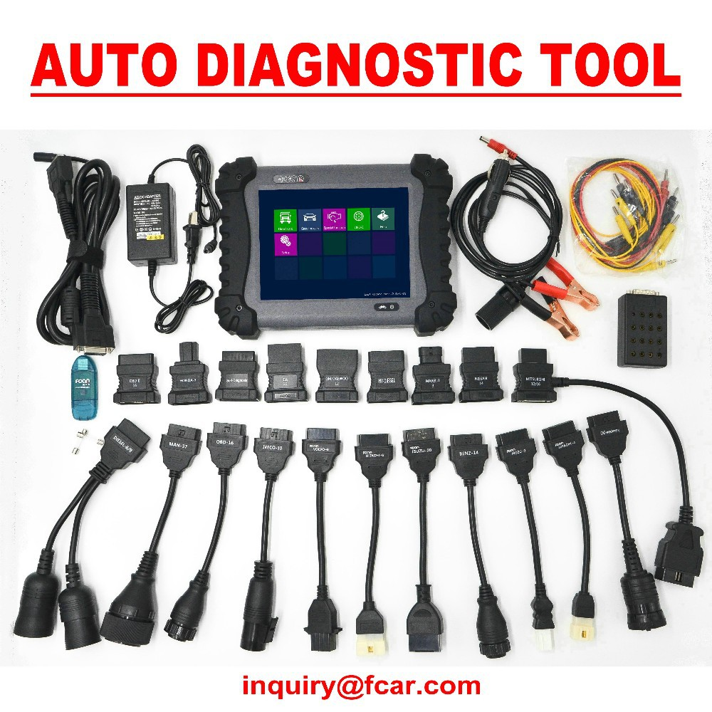 FCAR F5 G scan diagnostic tool, ecu programming, key programmer