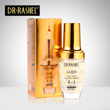 DR.RASHEL Gold Collagen Elastin Moisturizing Whitening Anti Aging Face Essence Face Serum