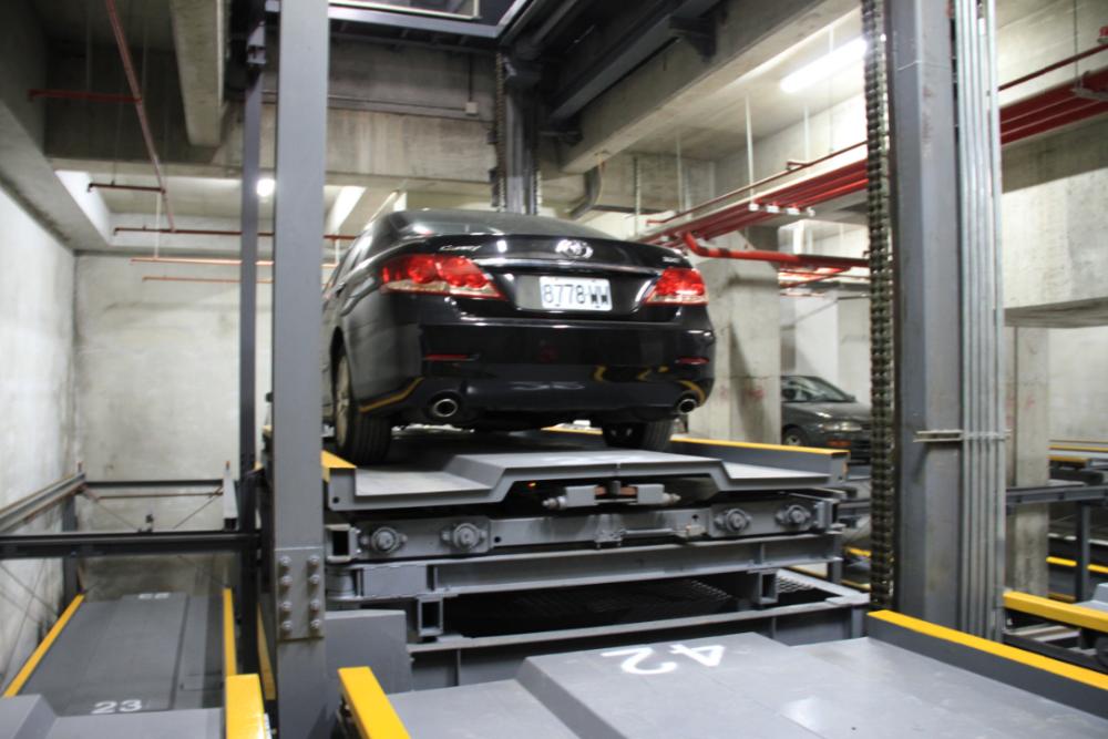 smart car parking system project pdf