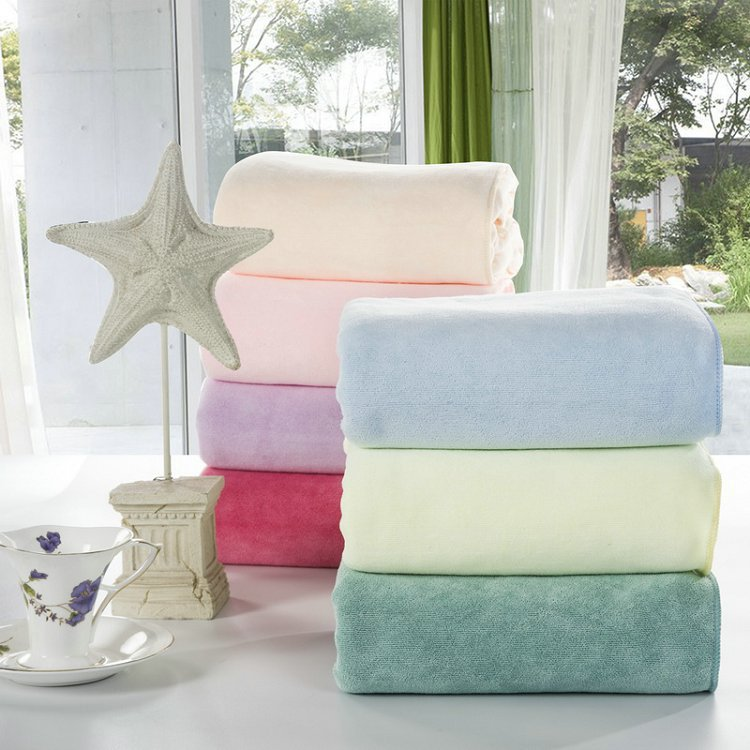 Largest Microfiber Towel: Utopia Towels Large Microfiber Bath Towels Round Beach