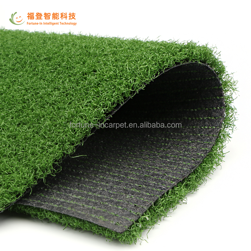 alibaba china Green Artificial Grass Turf Solid Design Area Rug in many sizes