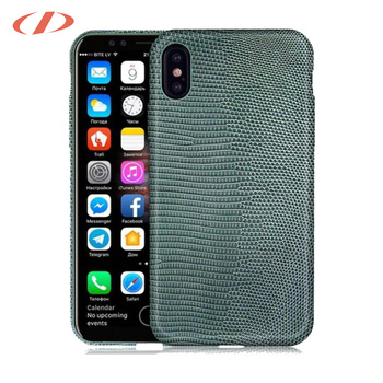 newest collection ef7fc 8cac3 100% Real Lizard Skin For Iphone X Leather Case For Apple Original For  Iphone X Case Luxury Genuine Leather - Buy For Iphone X Leather Case For  Apple ...