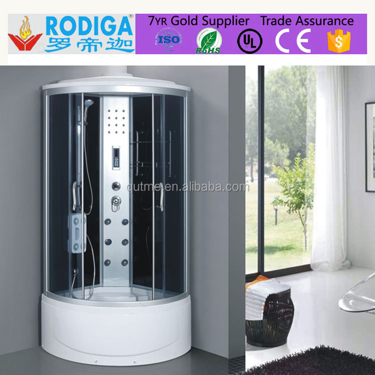 Autme Luxury Hot Tub Enclosed Steam Shower Cabin Portable Shower ...