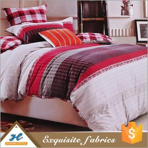 most popular fashion woven german print disperse printed polyester fabric for bedding