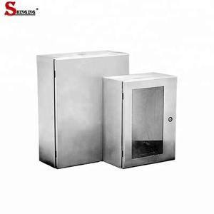 OEM ip66 waterproof outdoor Stainless steel Enclosure
