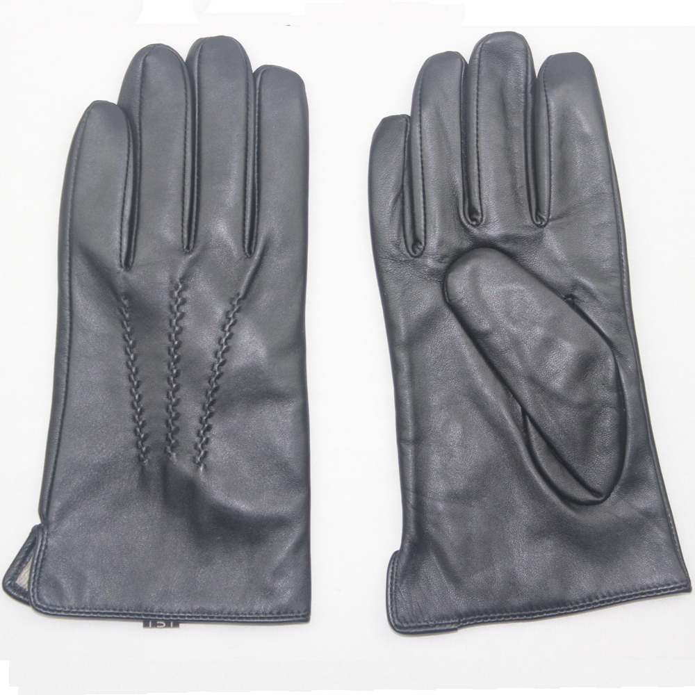 Buy ladies leather gloves online - Alibaba China Hm1315 New Fashion Women Leather Winter Strong Warm Strong