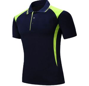 Men's Short Sleeve Sports Moisture-Wicking Cool DRI Performance Dry Fit Uniform Polo Shirt