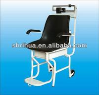 RH.B1-200-R measuring and weighing instrument wheel chair style scale