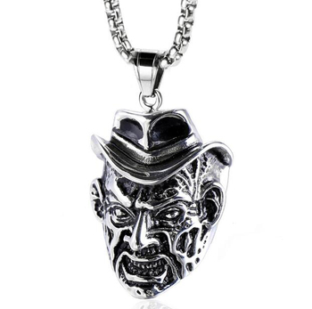 magic face mask pendant wholesale mask necklace
