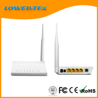 1 WAN 4 LAN wireless ADSL2/2+ router modem,modem router adsl wifi/