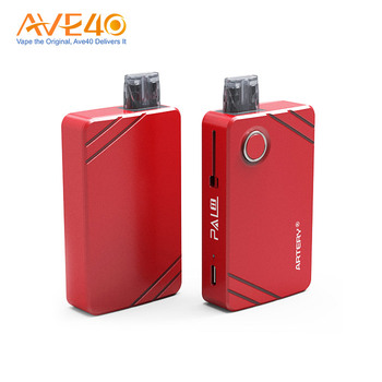 2019 Trending Products Electronic Cigarette Artery PAL II Pod Starter Kit 1000mAh