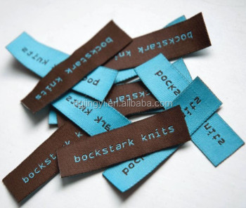 custom garment tag clothing label garment tag design wholesale buy