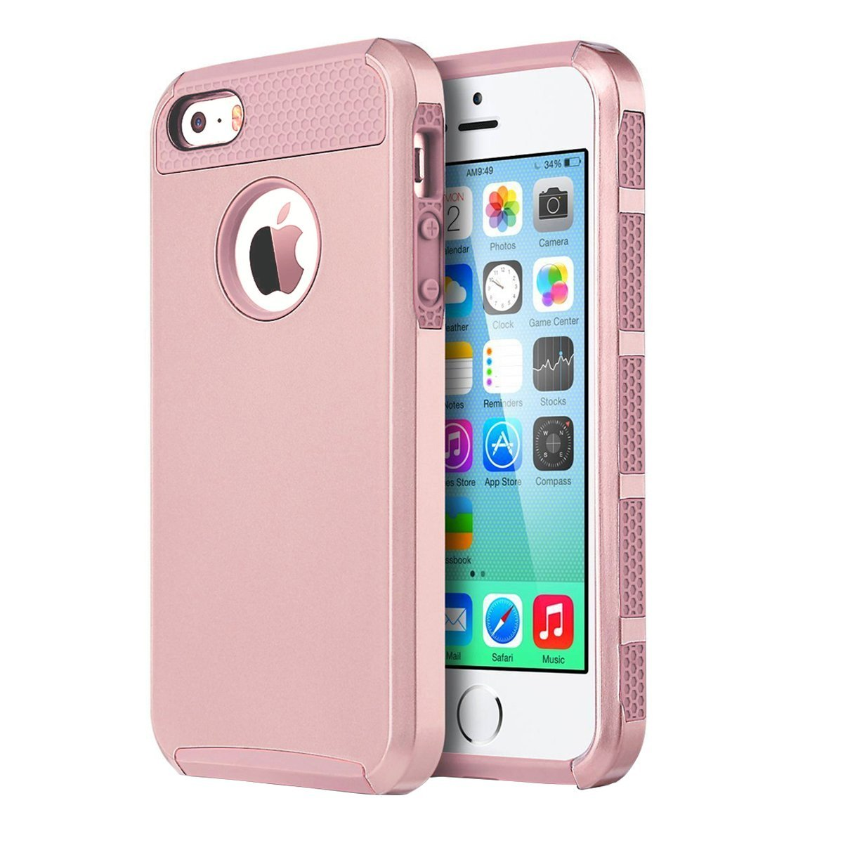 Cheap Gold Iphone 5s Price In India Find Apple 64gb Get Quotations Case 5 Se Cases Bentoben Slim Fit Dual