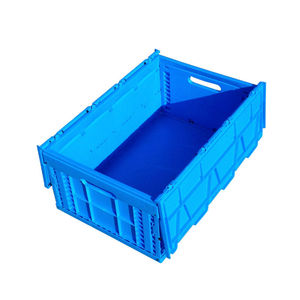 Plastic Circulation Folding Vegetable Fruit Turnover Box