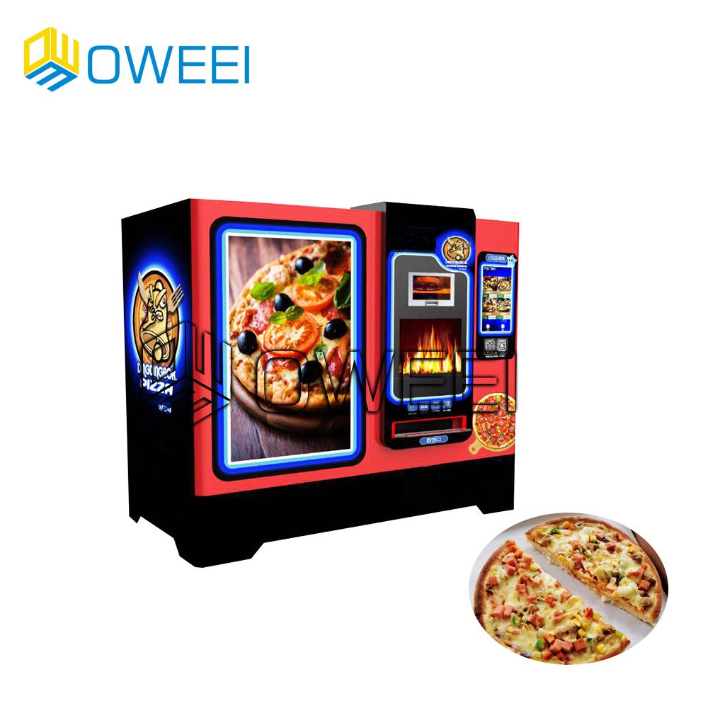 Price For Pasta Vending Machine / Pizza Vending Machine ...