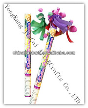 Exotic hen party supplies,party popper confetti shooter wholesale