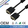 SIPU high quality mini hdmi to vga cable with ferriter cores
