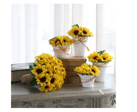 High quality flower sunflower decorative sunflower for home table decor