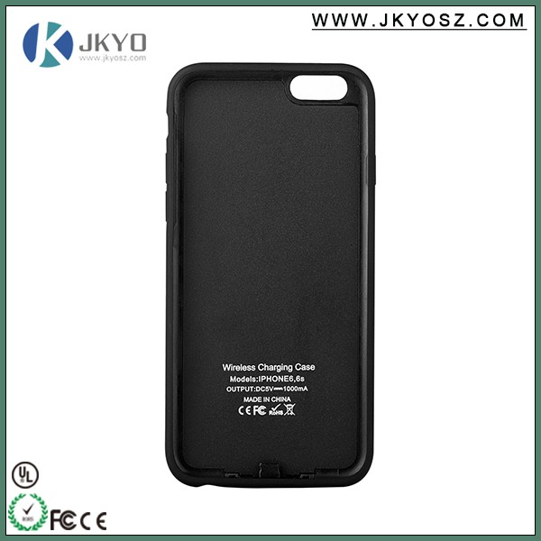 For iPhone 6S/6/ Qi Wireless Charger Receiver Case