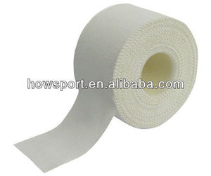 Rigid sport cotton strapping medical tape adhesive porous tape