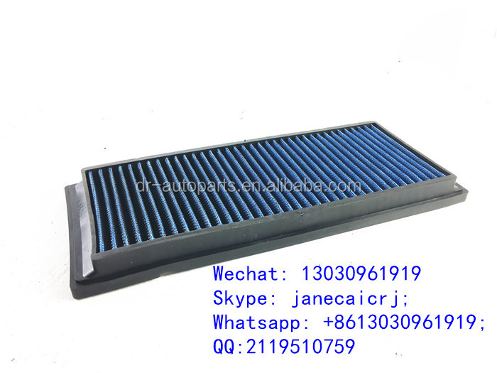 Cold air intake filter replacement engine panel filter for VOLKSWAGEN TIGUAN/VOLKSWAGEN TIGUAN/SKODA SUPERB etc.