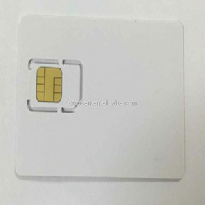 White PVC ID Card Chip Sale