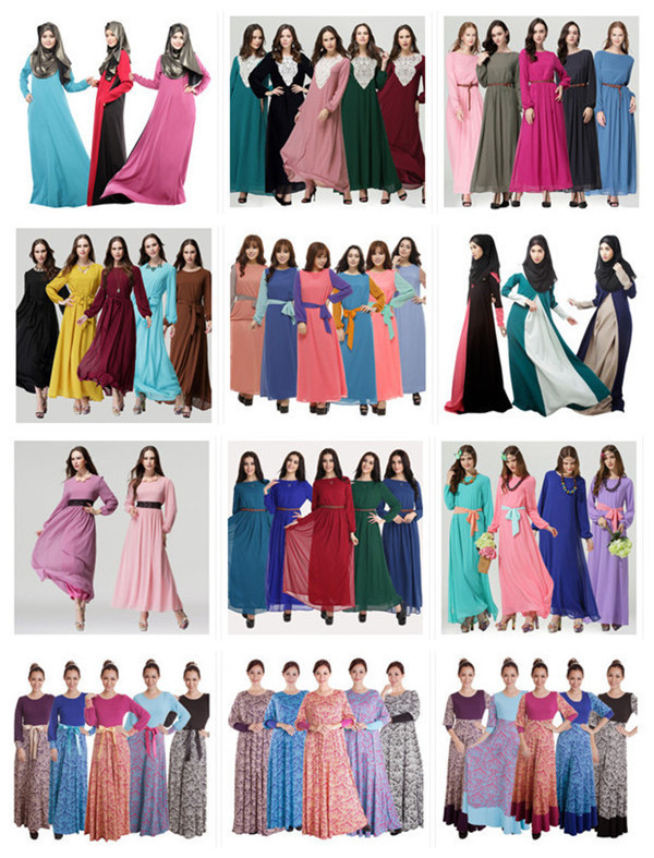 2016 Modern dubai lace kimono front open abaya manufacture kaftan dubai jubah excellent muslim maxi dress for islamic ladies