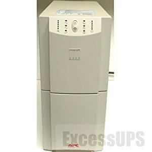 APC SMART-UPS 2200 SU2200NET 2200VA 1600W 120V BATTERY BACK UP UPS