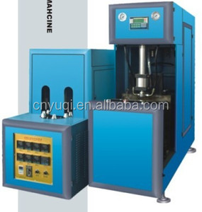 800-1200BPH 300ml 500ml 1L plastic PET stretch blow moulding machine,pet bottle blow moulding machine price