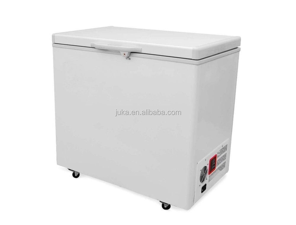 200L -22 degree protect vaccine medical horizontal Chest Freezer/ deep Freezer