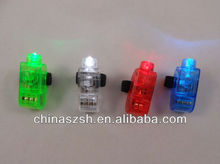 Magic cheap party item flashing LED finger lights for party