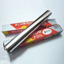Reynolds aluminum foil quality OEM kitchen household baking bbq uses roll type heavy duty aluminum foil
