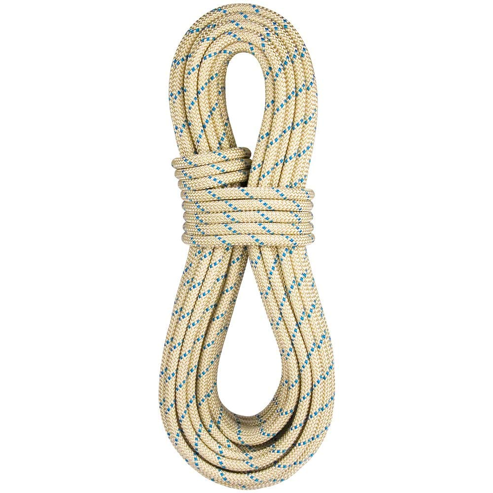 "BlueWater Ropes 11.4mm (7/16"") BlueWater II+ NFPA Static Rope (600')"
