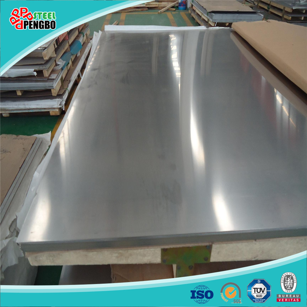 201 304 316l polished plate stainless steel price m2
