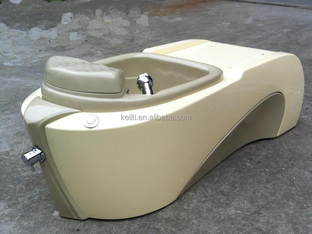 Fiberglass Foot Wash Basin Spa Foot Tub Base With Portable