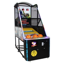 China Leverancier Luxe Basketbal Machine <span class=keywords><strong>Arcade</strong></span> <span class=keywords><strong>Games</strong></span> Voor Koop Muntautomaat