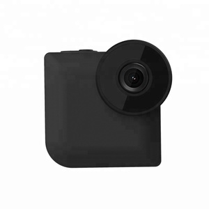 720P Body Wearable Night Vision Mini DVR Camera WiFi With Magnetic Pad