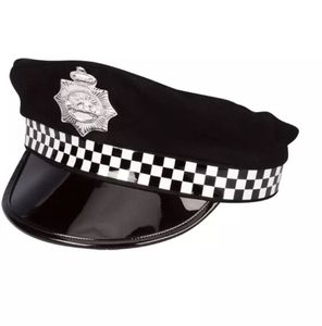 Police Fancy Dress Hats ef8878301379