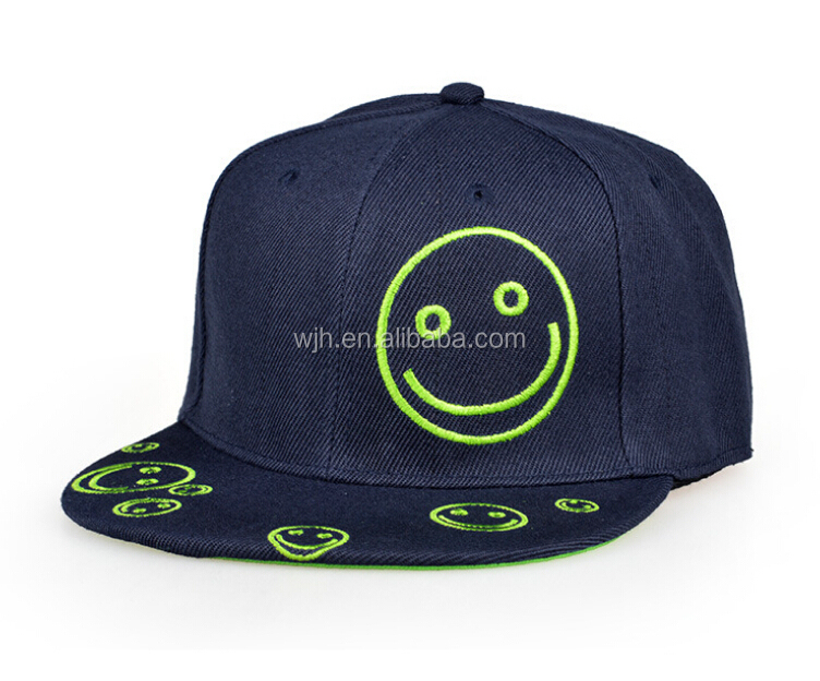 f795d6c692775 Last kings snapback embroidery short brim snapback hat 6 panel plastic end  cap
