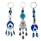 Cheap Wholesale Custom Keychains In Bulk Evil Eye Keychains