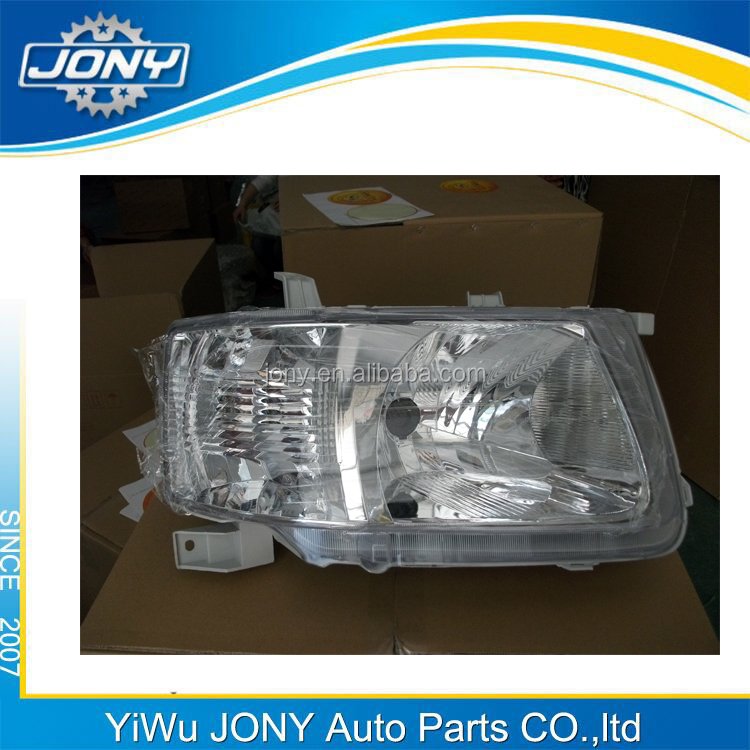 led head lamp for TOYOTA PROBOX SUCCEED 2005 toyota body parts