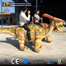 My-dino JU2-5 indoor kids mechanical amusement rides