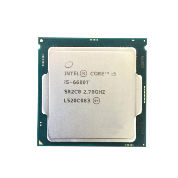 Factory price quad core lga1151 Socket used cpu i5 - 6600T