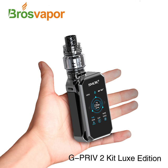 2018 SMOK G-PRIV 2 Luxe Edition Kit With TFV12 Prince Tank