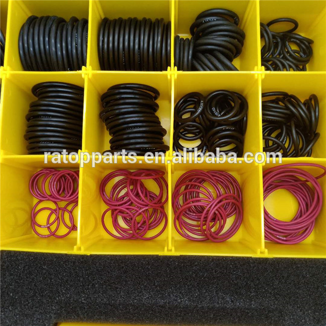 FACTORY CUSTOMIZED 4C4782 ORING BOX 4C-4782 O RING KIT CTP FOR EXCAVATOR
